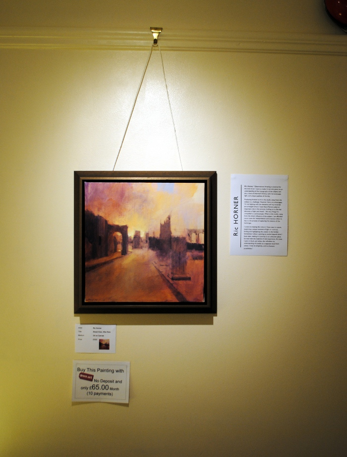 ric's exhibition
