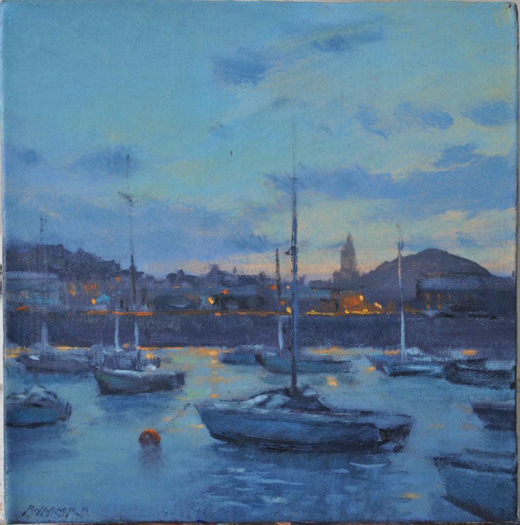 Ilfracombe Harbour 016