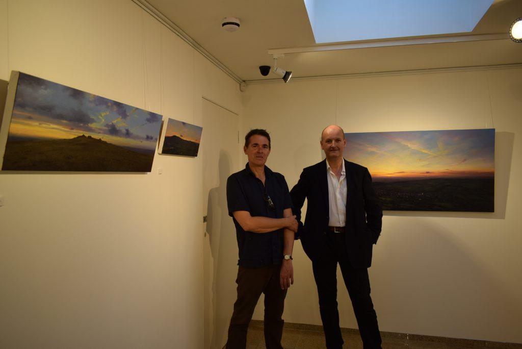 Ric Horner & Dr Ian Mortimer